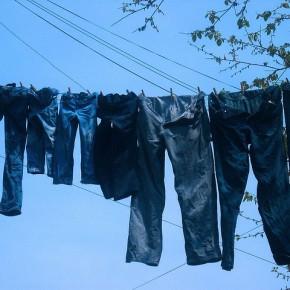Die lange Reise einer Jeans - kinderleicht erklärt