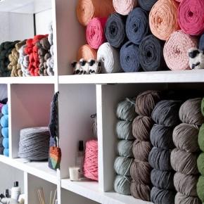 Knit Knit - die neue Adresse für alle stilbewussten Selbermacher in Berlin