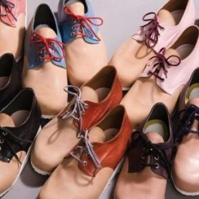 Bunt wie Pop Art: Die Schuhe von Pleasemachine