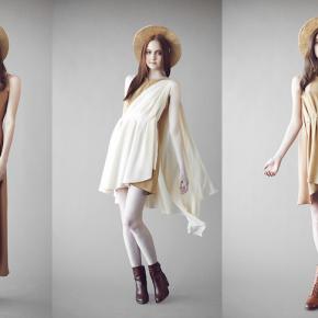 Kurz und knapp trotz klirrender Kälte: Die Winterkollektion 2012 von Samantha Pleet