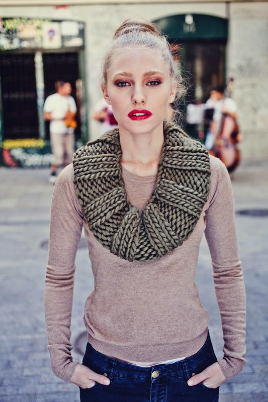 We Are Knitters aus Spanien | Foto: Luana Fisher
