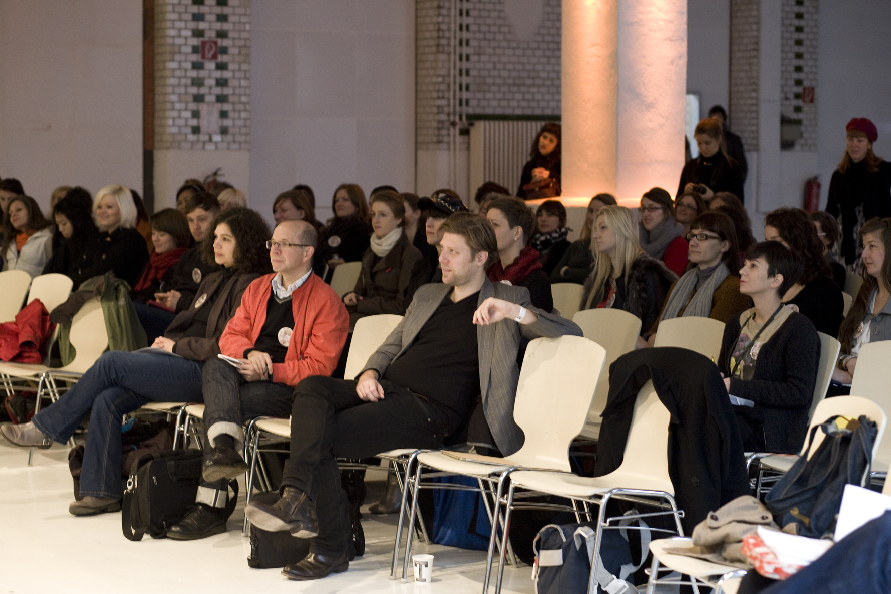 Auditorium | Beyond Fashion Summit 2012 || Fotocredit: Beyond Berlin