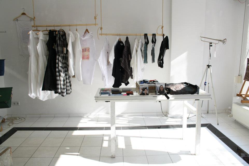 Upcycling Fashion Store | Berlin | (c) Carina Bischof