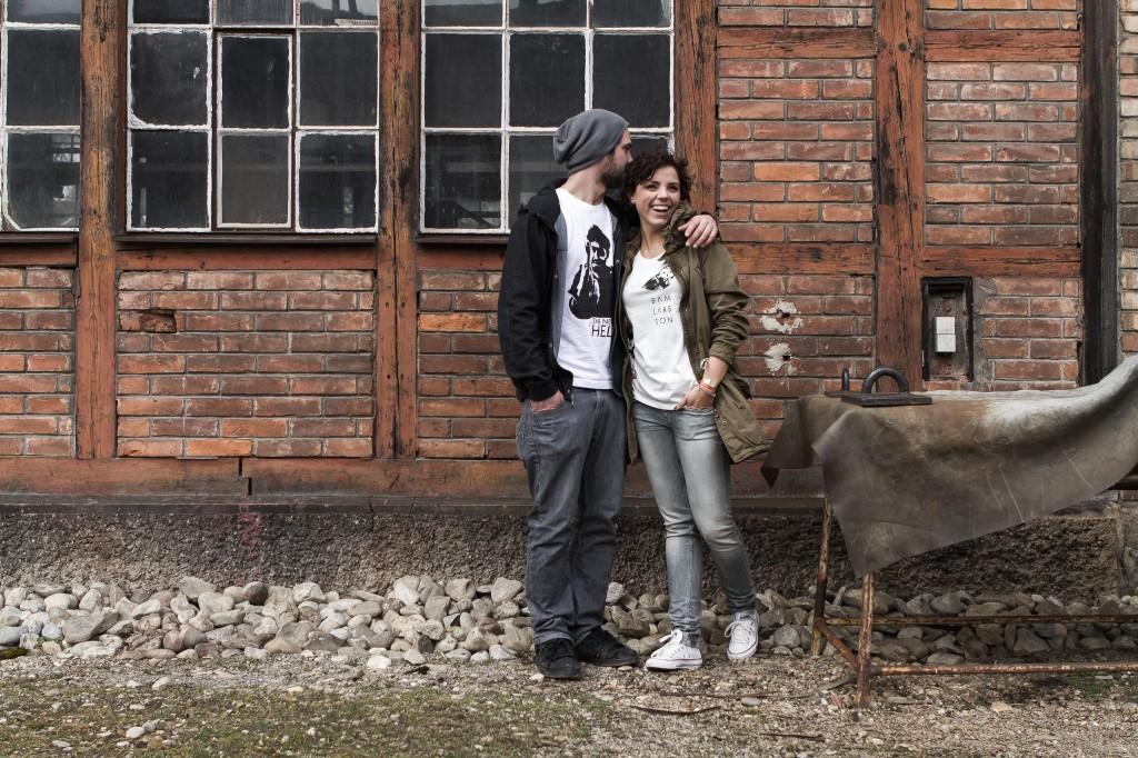 Bam Larssen | Designmob | T-Shirt-Label | Foto: Bam Larssen
