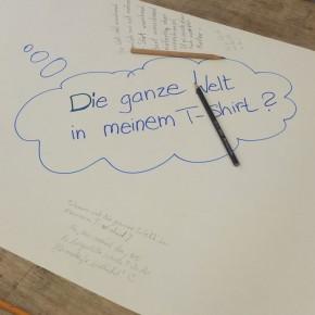 """Grüne Mode erfahrbar machen - """"fair tragen"""" an der Schule am Falkplatz"""