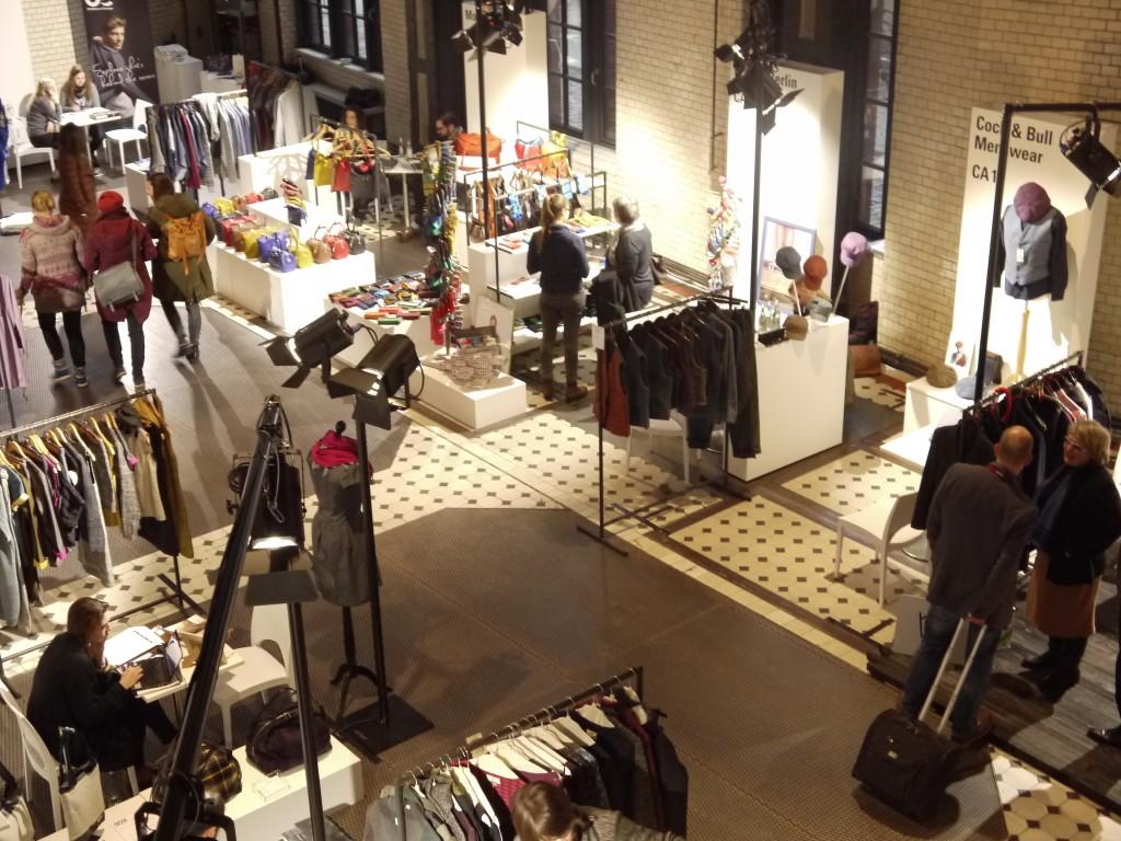 Ethical Fashion Show Berlin | Januar 2014 | Foto: Alf-Tobias Zahn