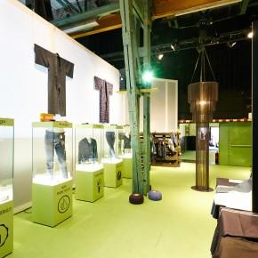 Eco News von der Stoffmesse in München
