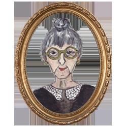 Oma Klara: Vintage Wahrhaftigkeit