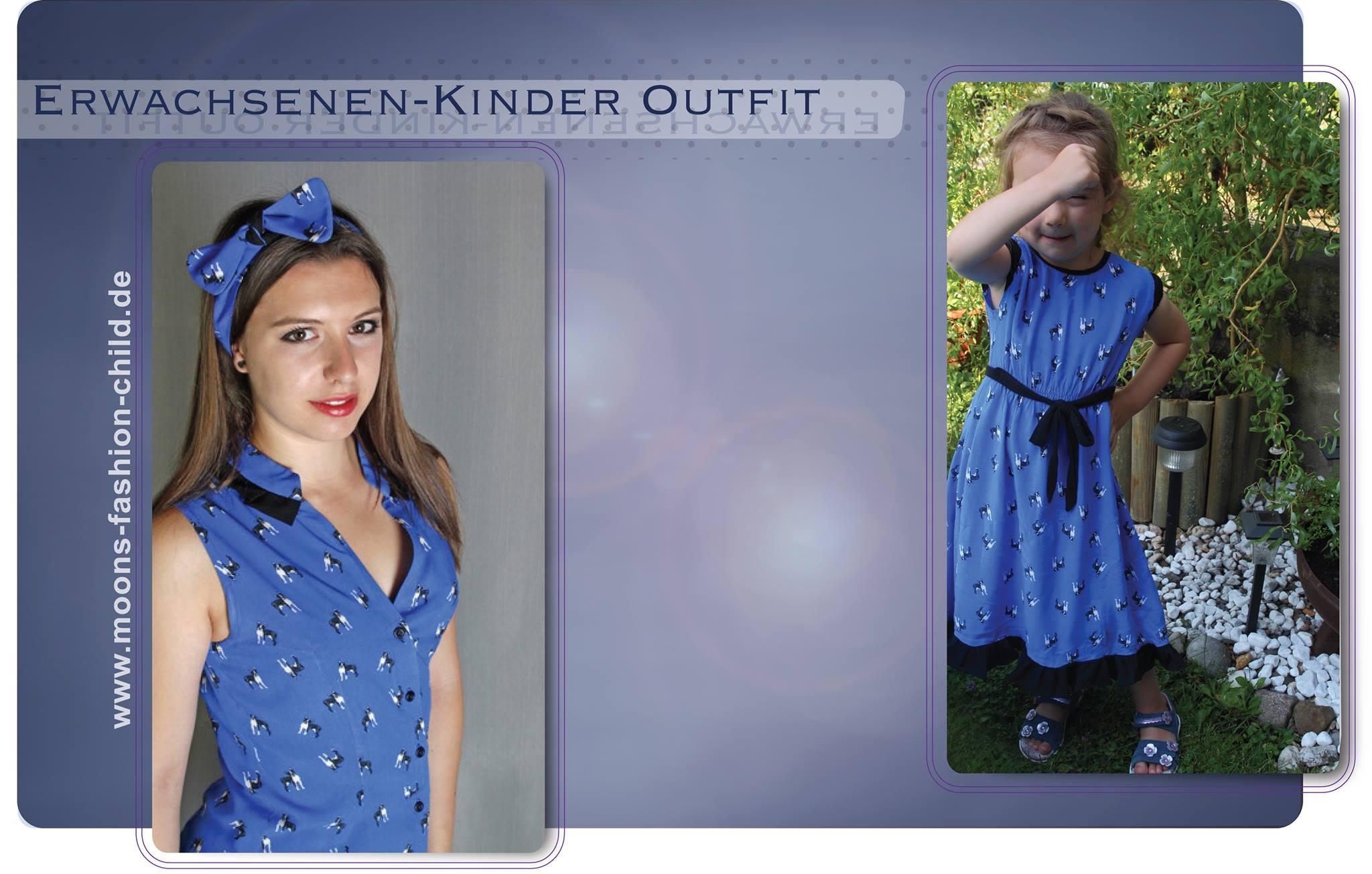 Mutter-Kind-Outfits unterstreichen Mamas guten Stil
